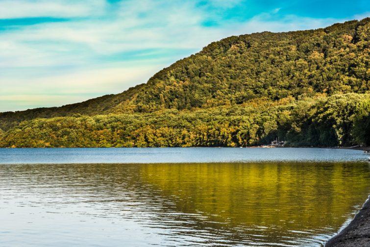 Le lac de Vico