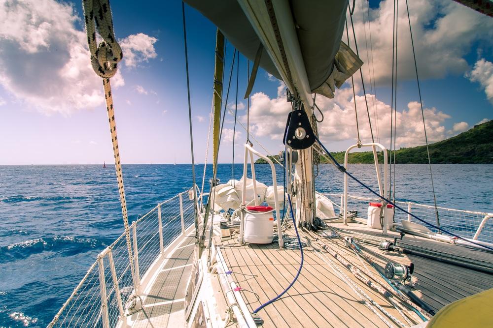 La meilleure période pour louer un bateau en Martinique