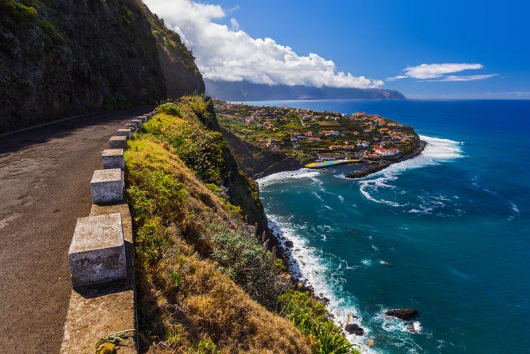 Ponta Delgada, Madère