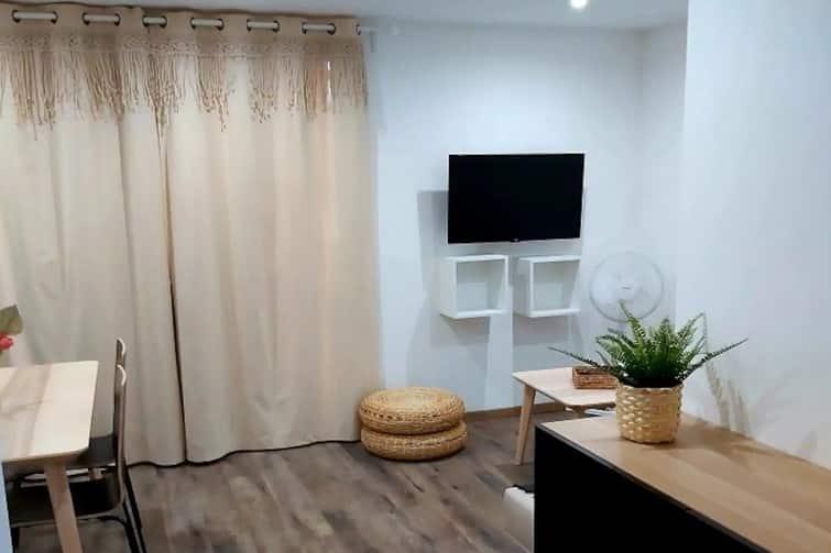 Bel appartement bien équipé