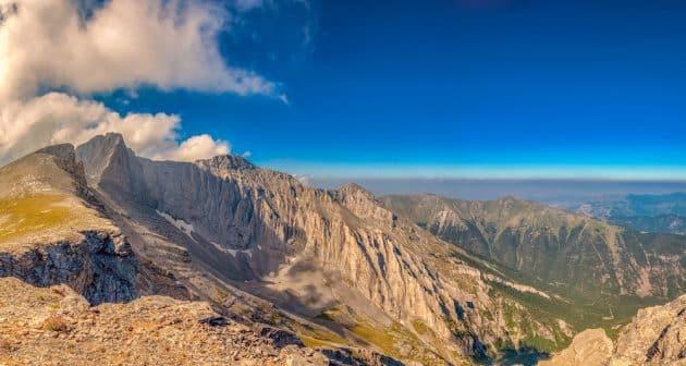 Visiter le Mont Olympe