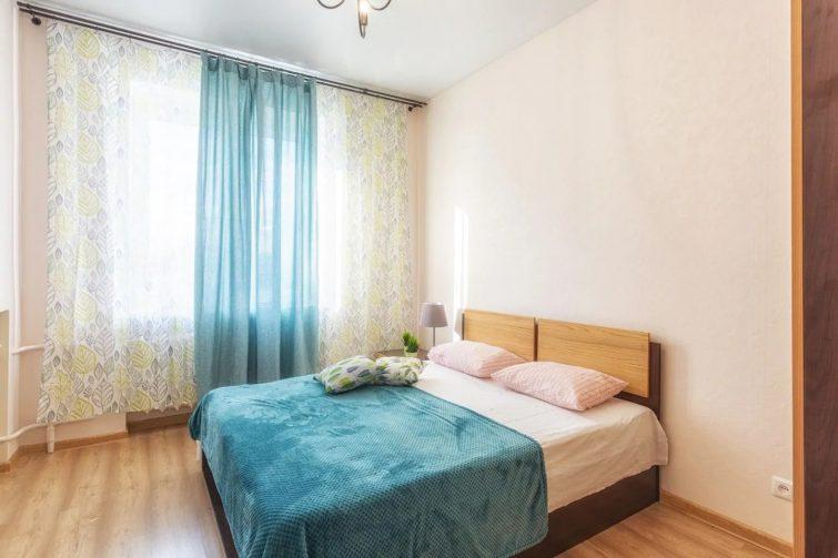 Bel Airbnb à Moscou au bord de la Moskova