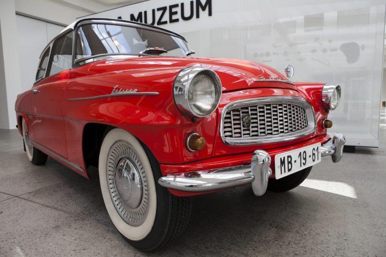 Excursions depuis Prague : Musée Škoda