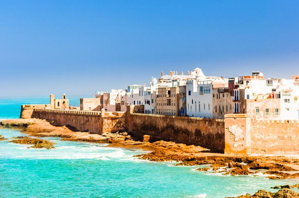 La vieille ville d'Essaouira