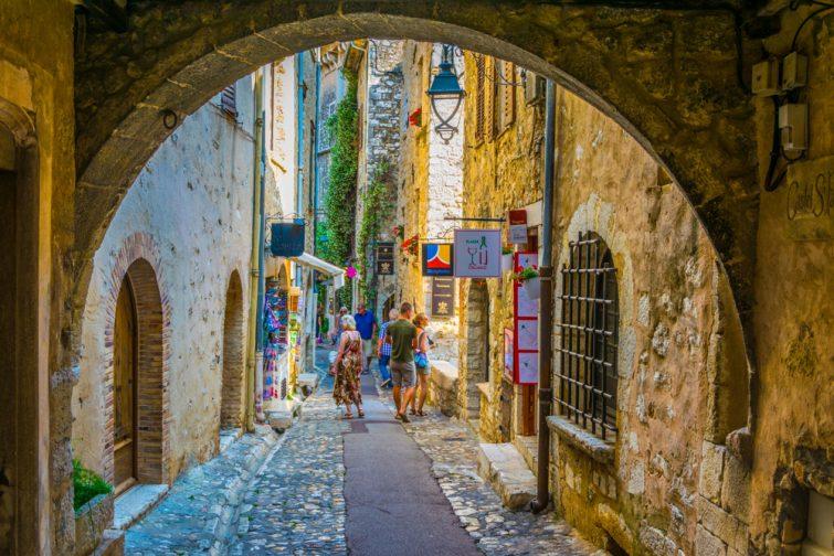 Visiter arrière-pays niçois : Saint-Paul-de-Vence