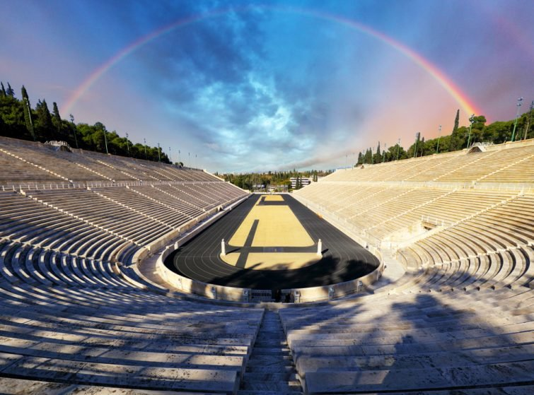Stade d'Athènes