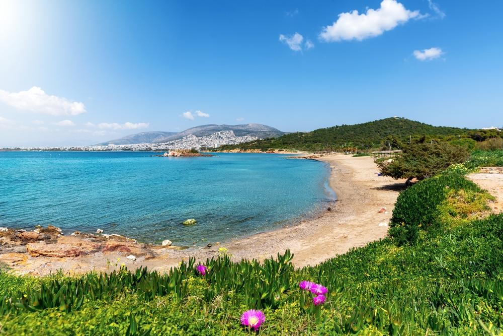 Kavouri - plages Athènes