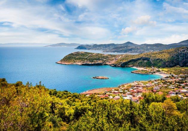 Les 8 plus belles plages autour d'Athènes