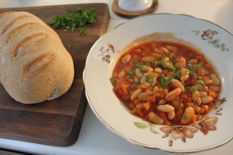 Fasoláda, l'une des plus traditionnelles spécialités grecques