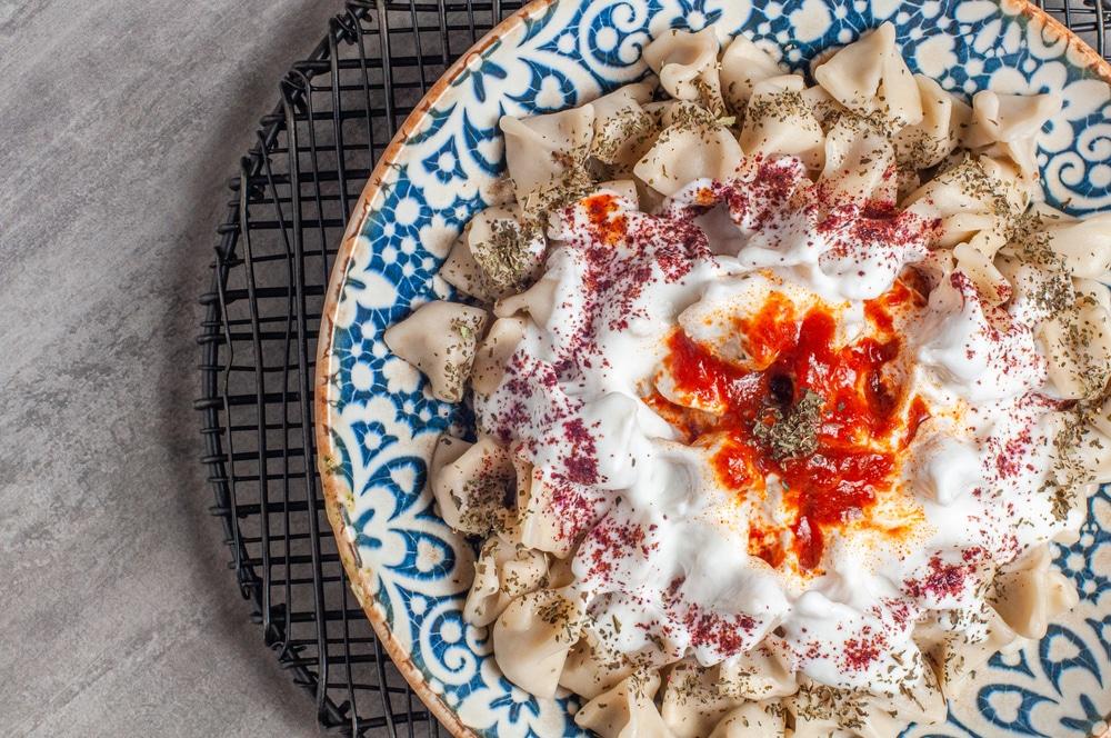Spécialité turque : Mantı