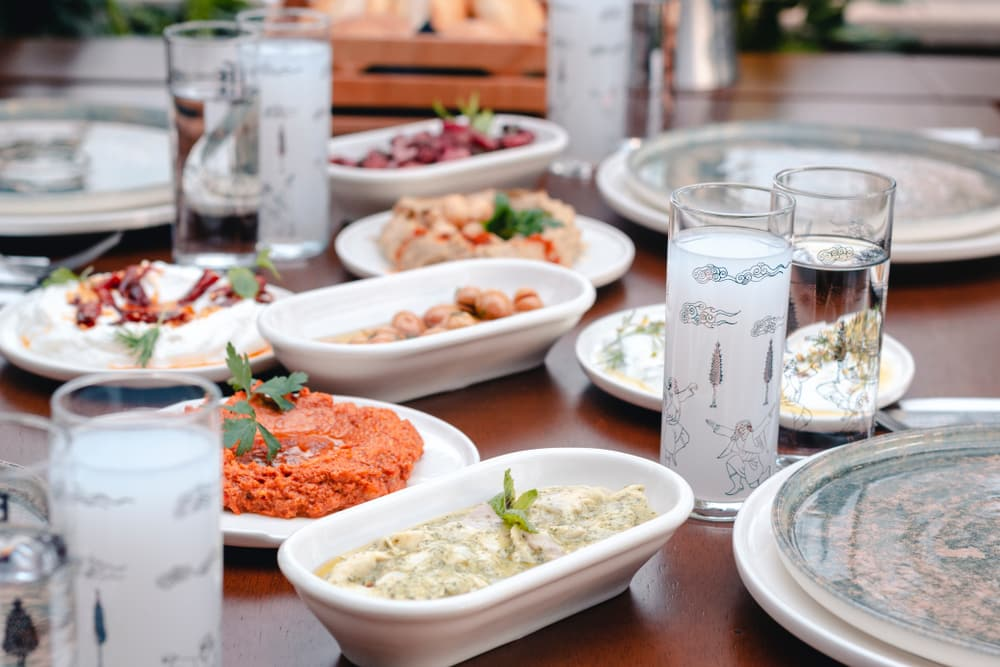 Rakı, l'apéritif traditionnel turc