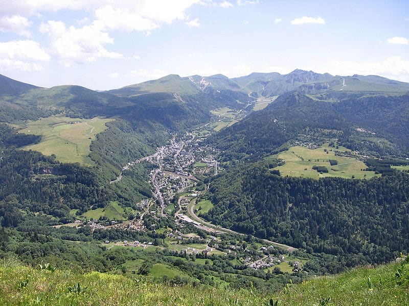 Mont Dore - Auvergne fromage