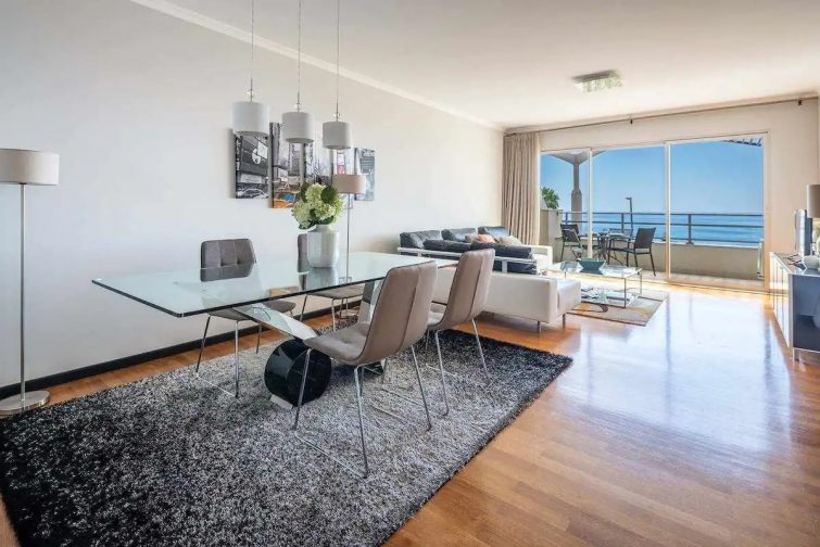 Oceanside Terrace Apartment
