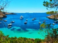 Louer un bateau à Ibiza