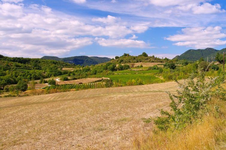 Plateau du Larzac