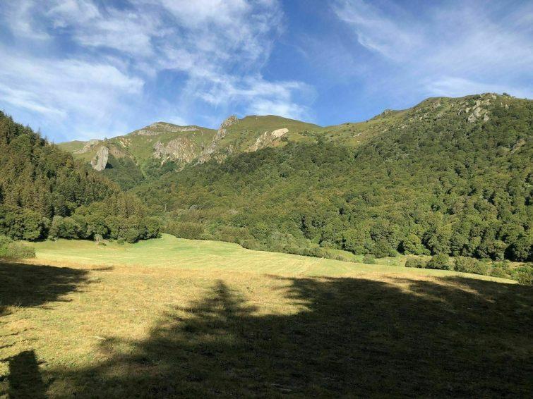 La Vallée de Chaudefour - randonnées Puy-de-Dôme