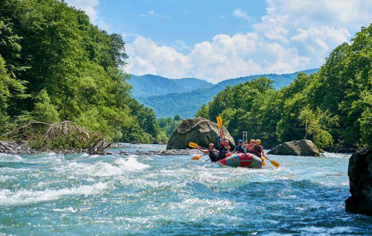 Rafting-Interlaken