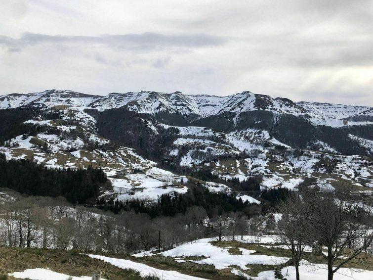 Le Tour de Puy Griou - randonnées Cantal