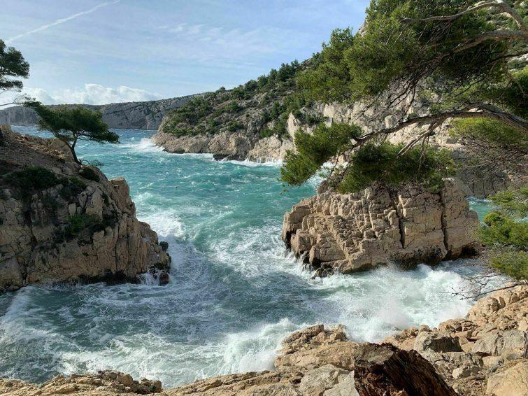 Tour du mont Puget et aiguille de Sugiton via chemin du Centaure - randonnées Marseille