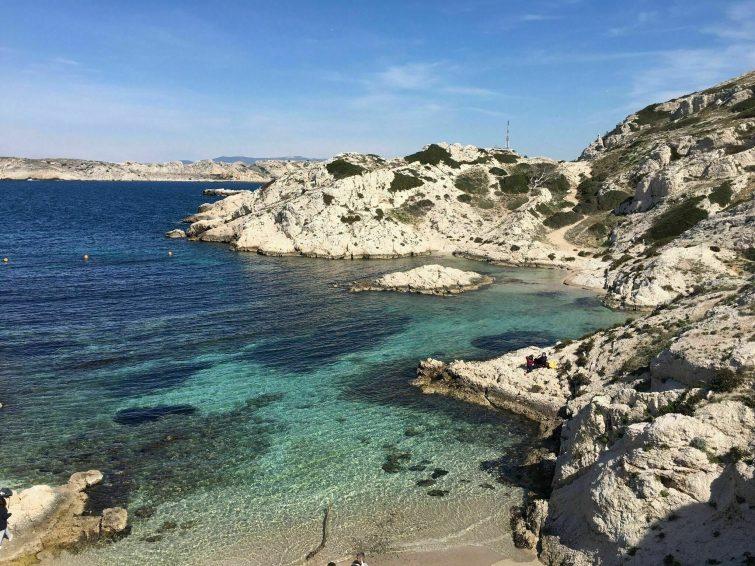 La Tour du Pomèguet - randonnées Marseille