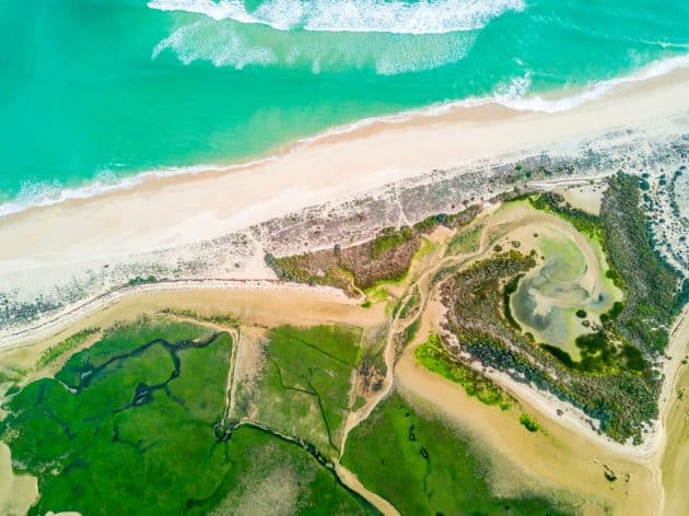 Visiter la Ria Formosa, la lagune originale de l'Algarve
