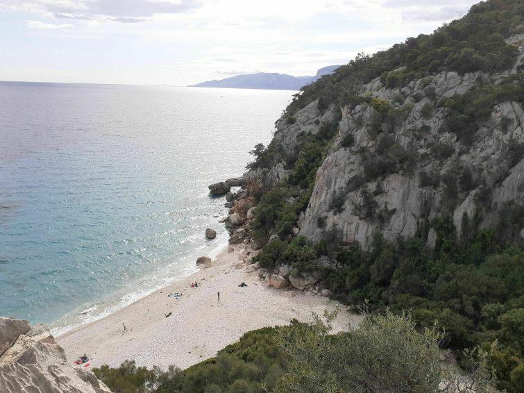 La grotte de Bue Marino par Cala Fuili - randonnées Sardaigne