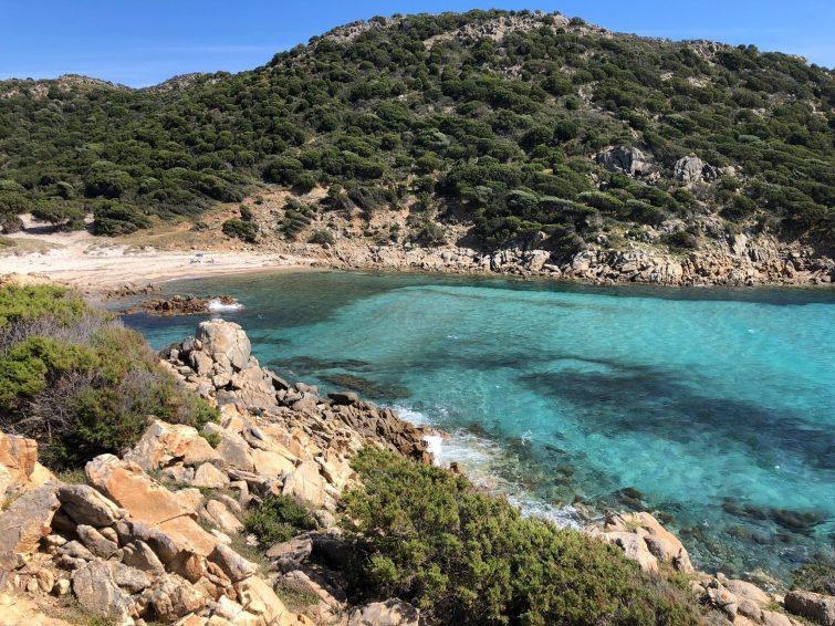 Plage de Tuarreda - randonnées Sardaigne
