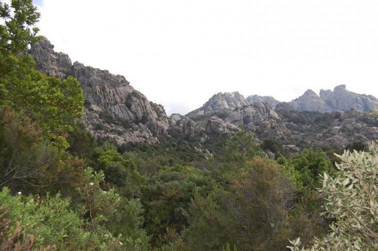 Tours de San Pantaleo - randonnées Sardaigne
