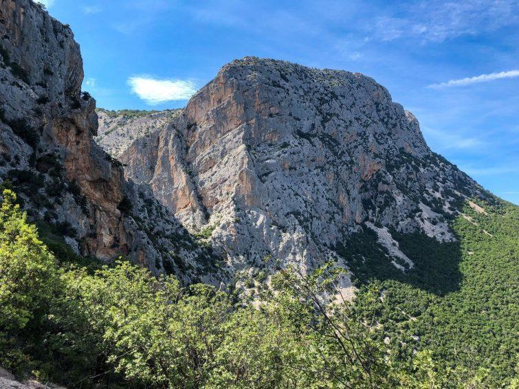 Le canyon de Su Gorropu - randonnées Sardaigne