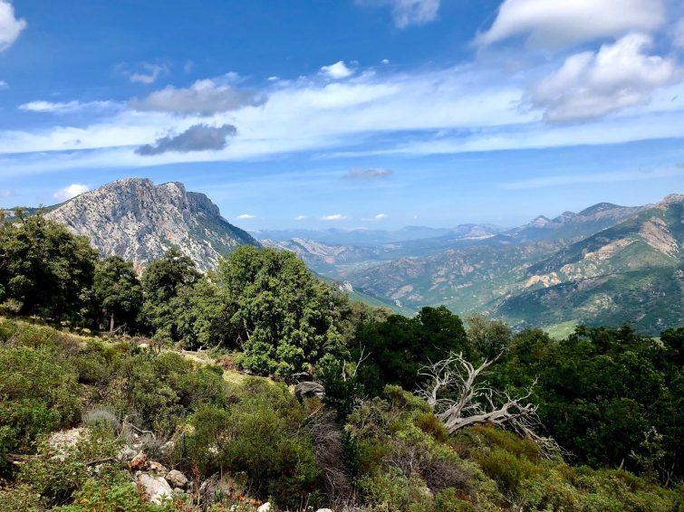 Boucle de la Gola di Gorropu - randonnées Sardaigne