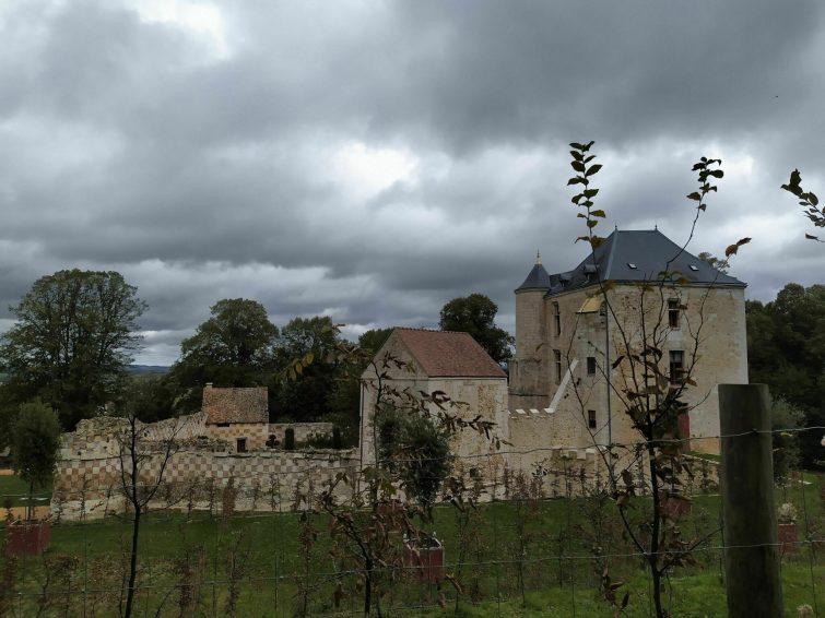 Le circuit des Cinq châteaux - randonnées Vexin français