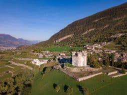 La Vallée d'Aoste en Camping-Car : location, conseils, aires, itinéraires