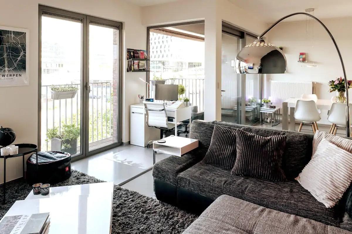 Super logement en Belgique