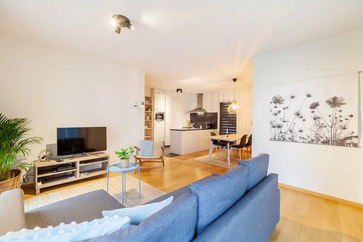 Super Airbnb à Anvers