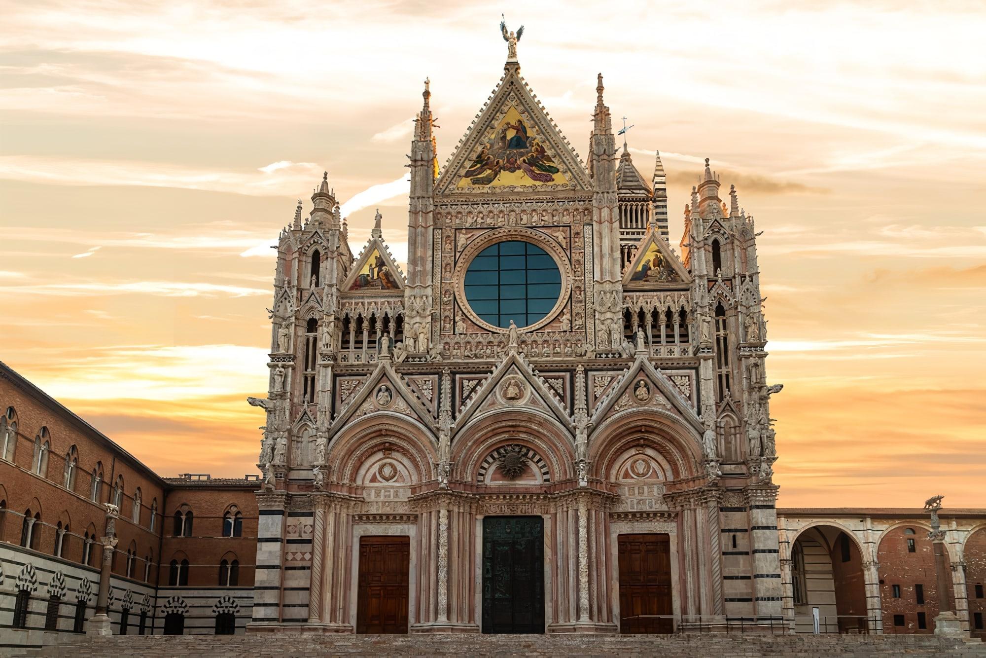 Visiter la cathédrale de Sienne