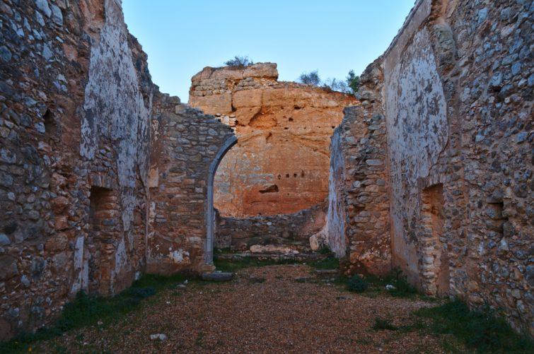 Le château de Paderne visiter Albufeira