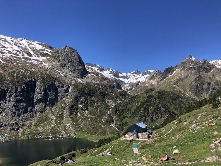 Lac d'Oô - randonnée lac d'Oô