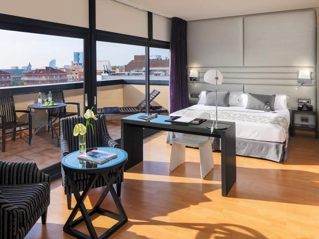 Superbe hôtel à Barcelone