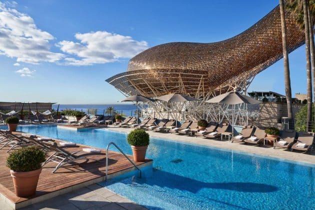 Les 14 meilleurs hôtels de Barcelone