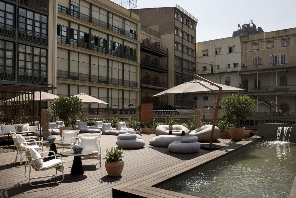 L'un des meilleurs hôtels de Barcelone