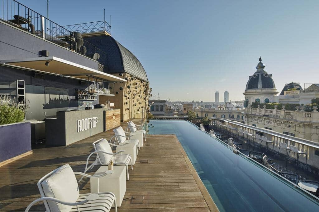 Un des meilleurs hôtels de Barcelone