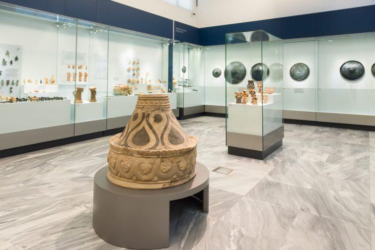 Oeuvres de l'époque minoenne - Musée archéologique Héraklion