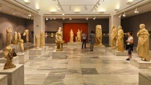 Visiter le Musée Archéologique d'Héraklion