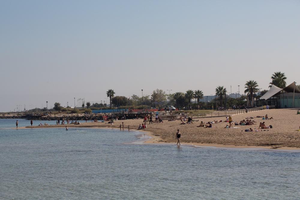 L'une des meilleures plages de Bari
