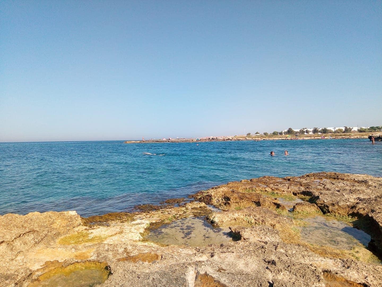Plage à Bari