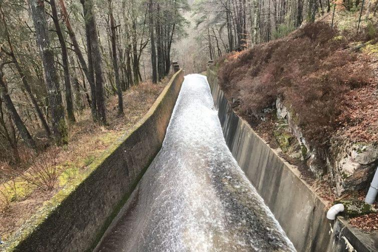 Randonnées Morvan : Le barrage de Chaumeçon
