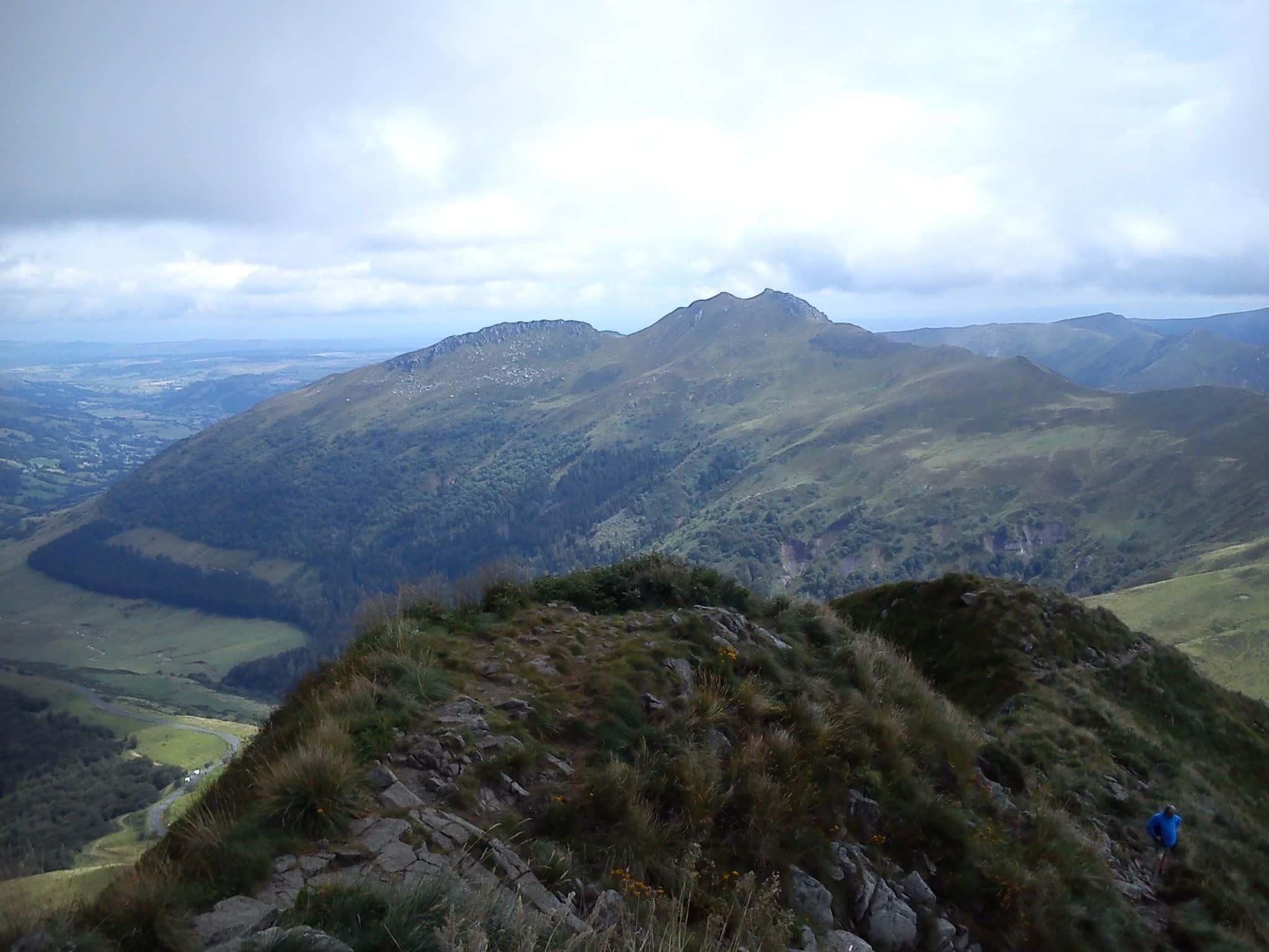 Randonnée Auvergne : Le Puy Mary