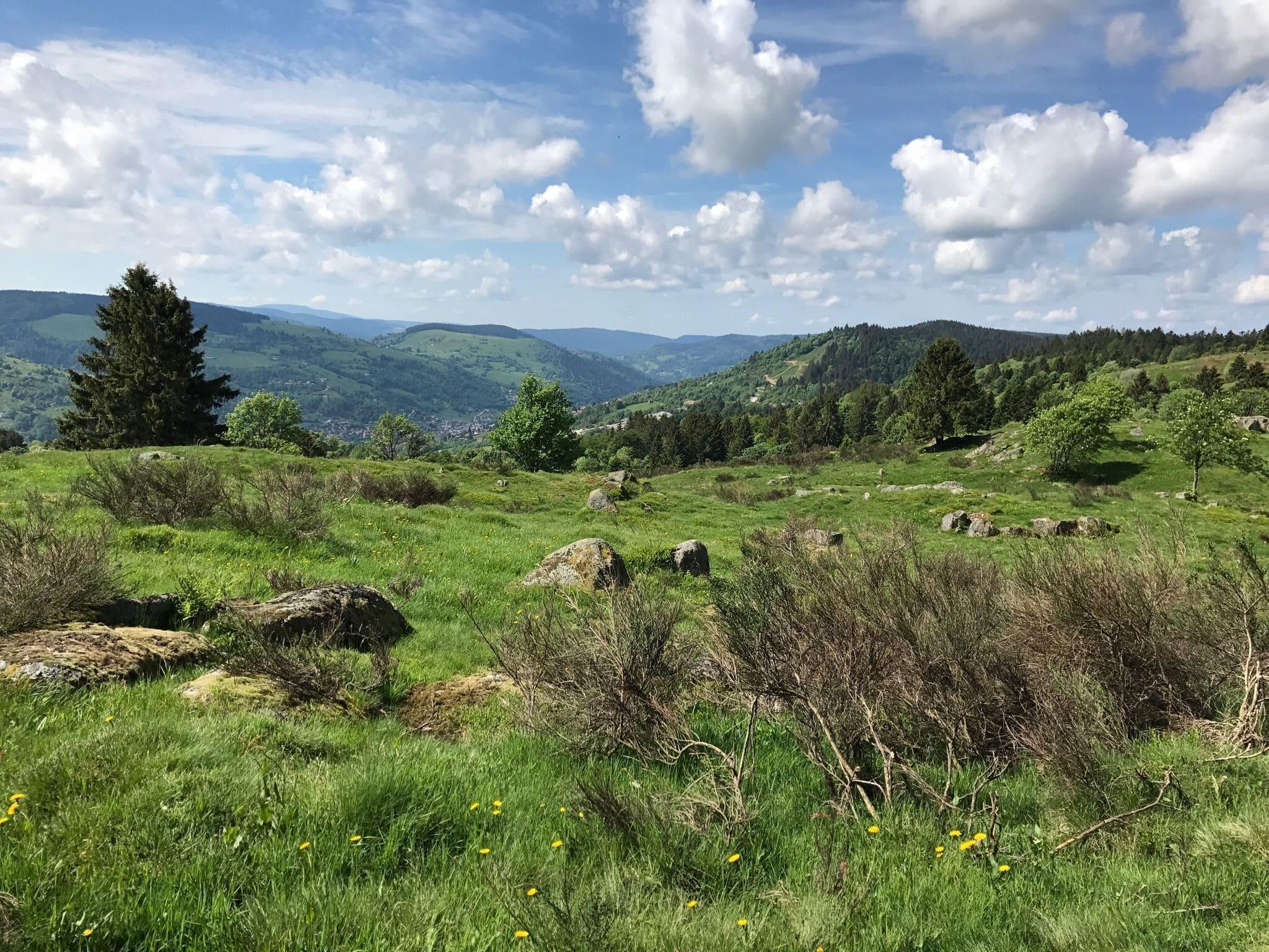 Magnifique randonnée proche de Gérardmer