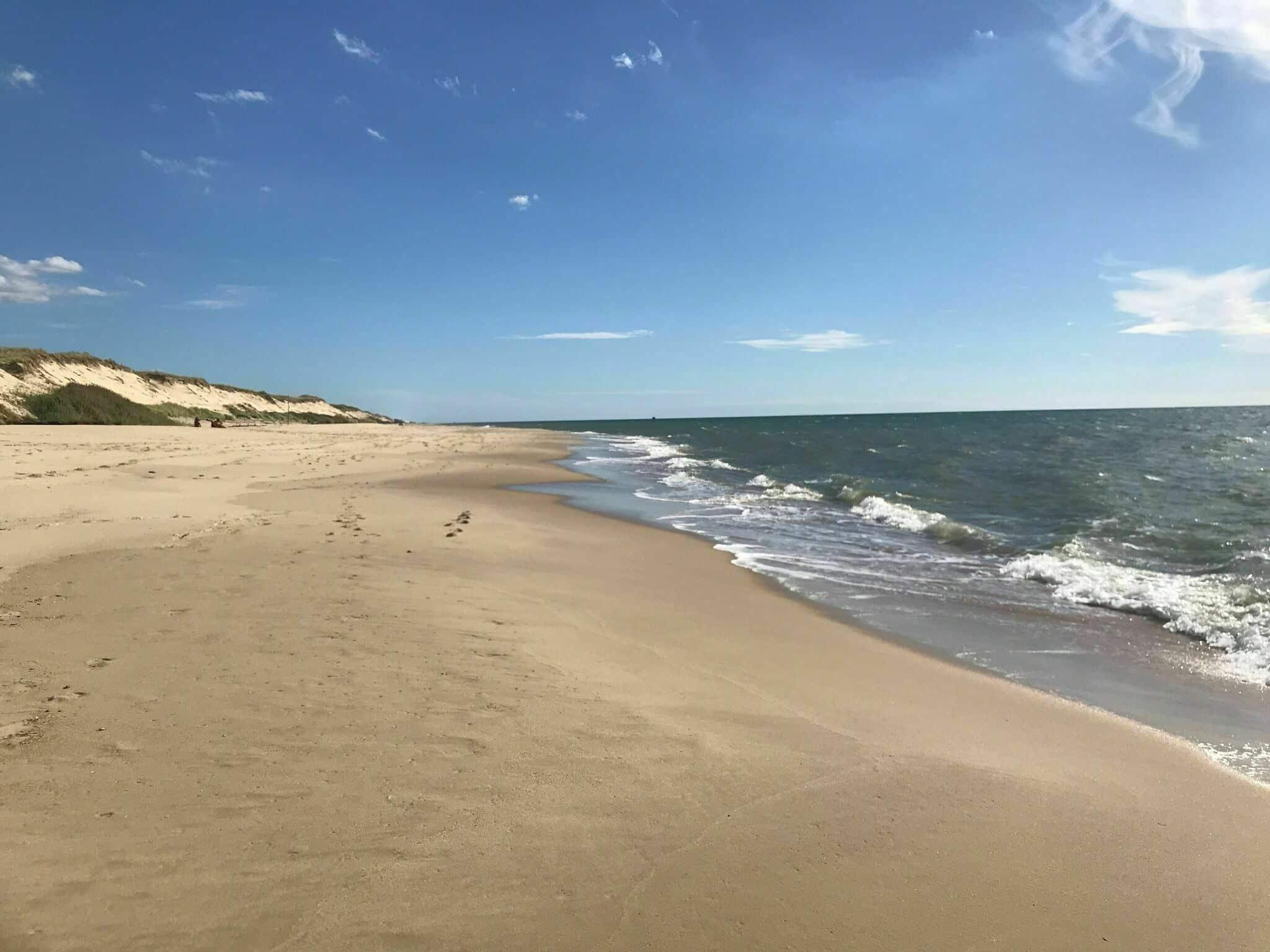 La plage du Pin Sec