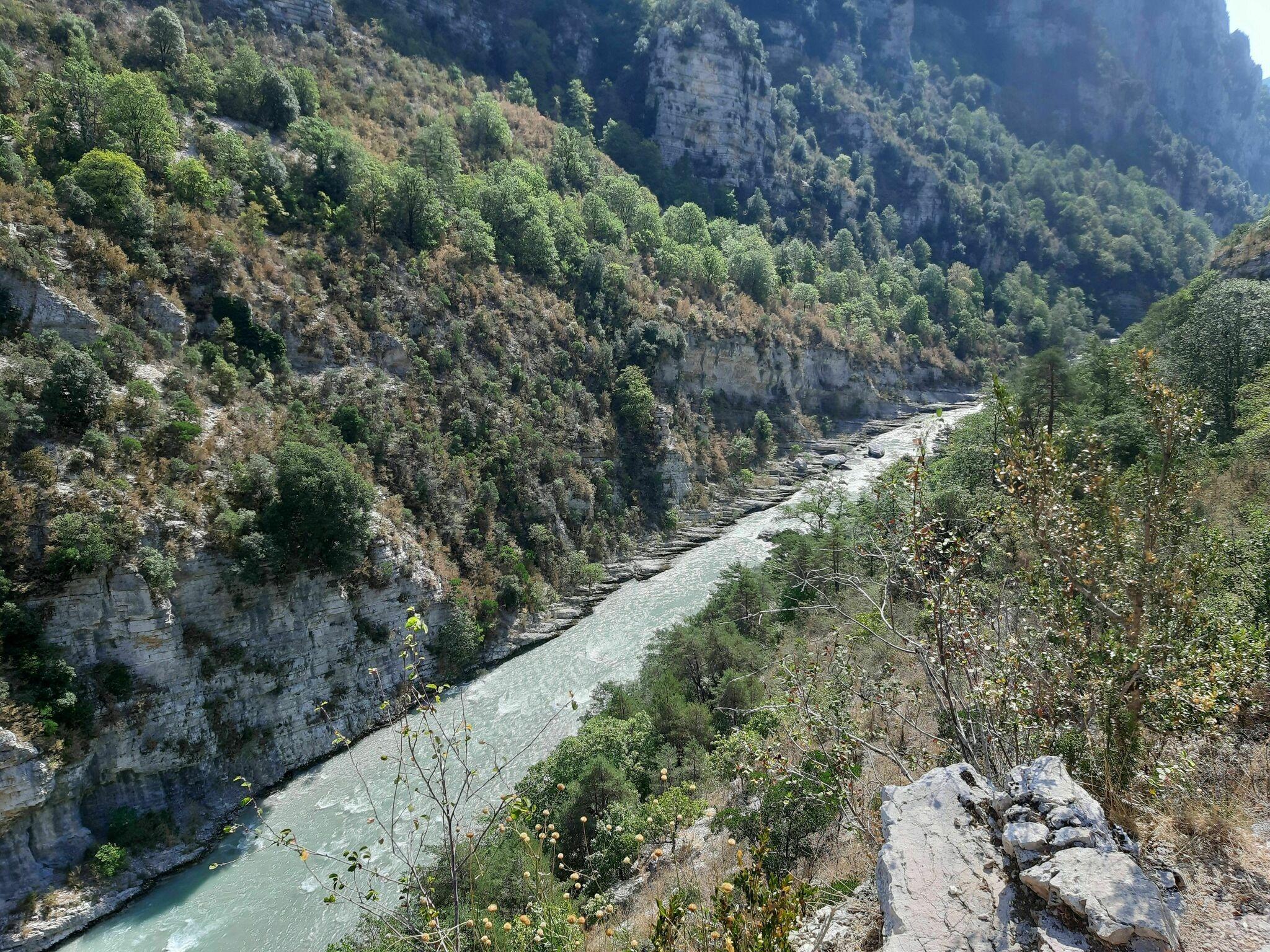 Randonnée Gorges du Verdon : Le sentier Blanc Martel